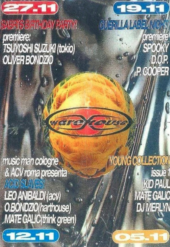 **today 24 years - flyer, history - bondziolino | ello