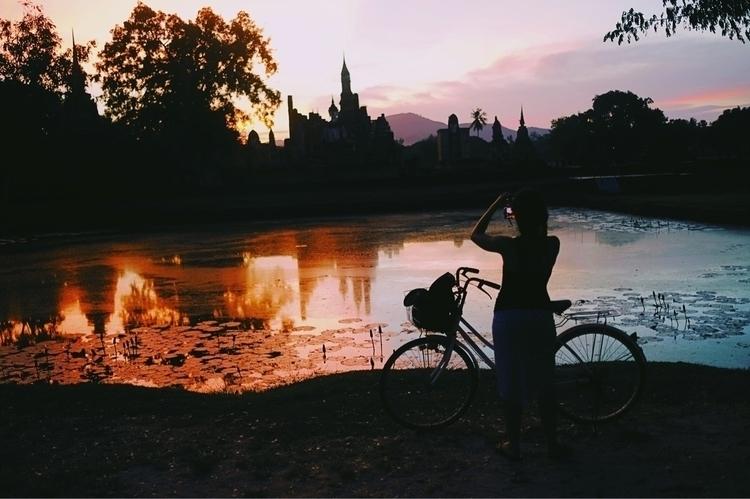 sukhothai, thailand - miguelmanso | ello