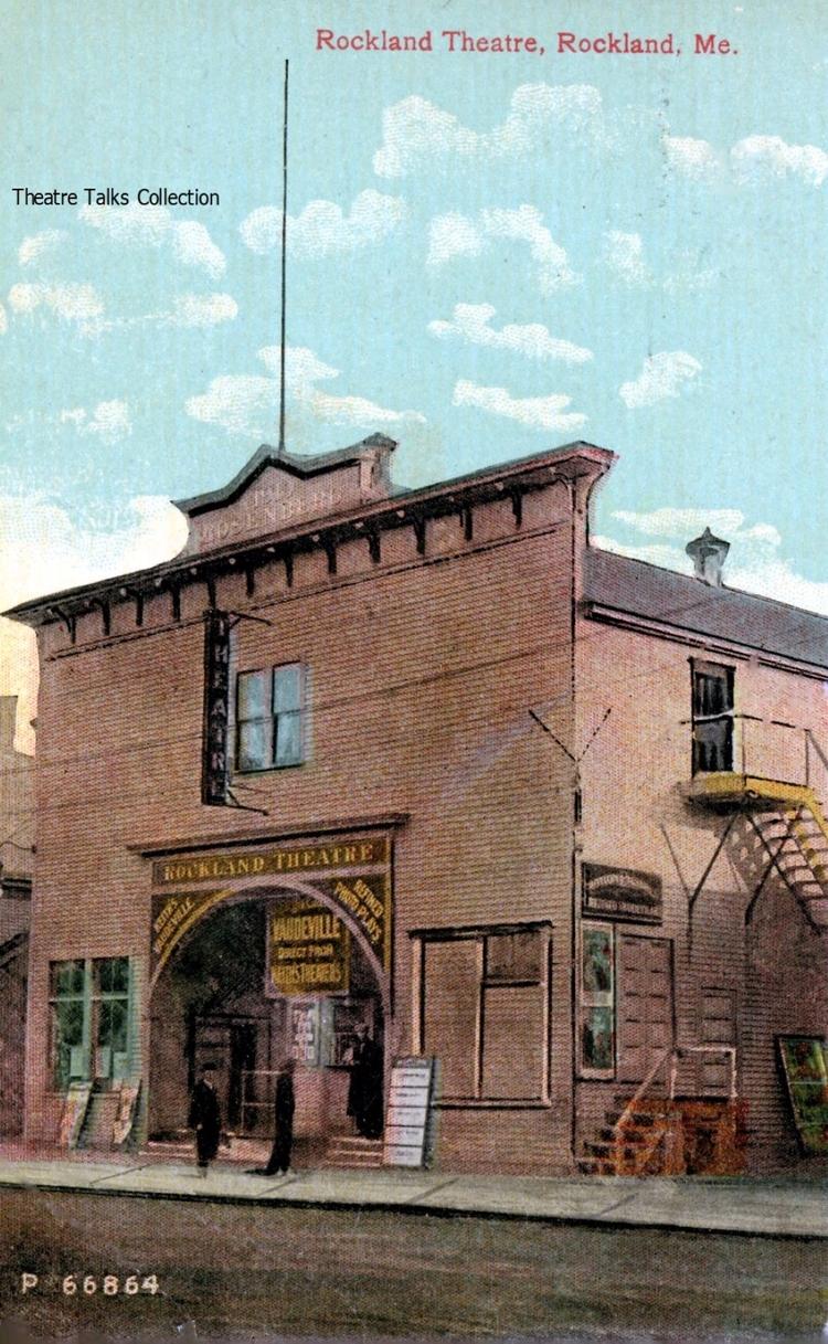 Theatre Posts updated Rockland  - delvalle | ello
