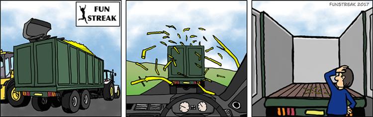 Final Straw - Tractor, Trailer, Load - rickatkinson | ello
