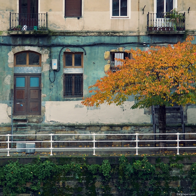 Bilbao Colours Autumn - color, minimal - erik_schepers | ello