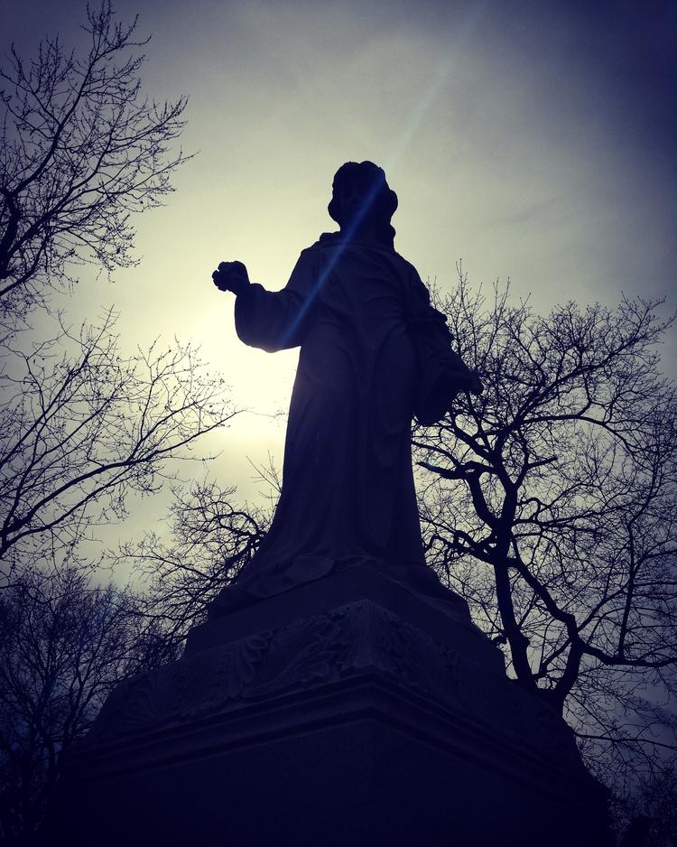 Bohemian National Cemetery - Chicago - davidjdeal | ello