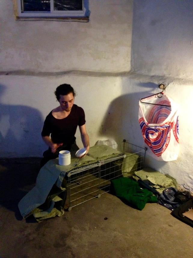performance artist - ArtistInterview - chloehyman | ello