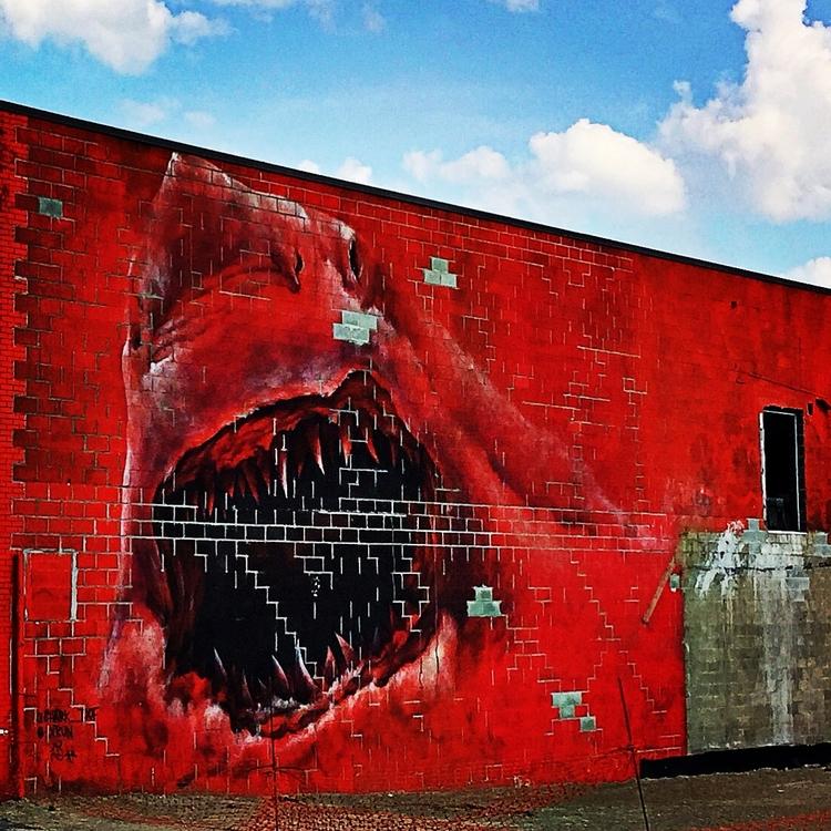 Detroit - streetart, Photography - davidjdeal | ello