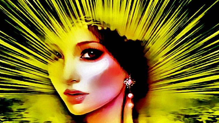 Yellow morphing GIF Film: Site - drakre52   ello