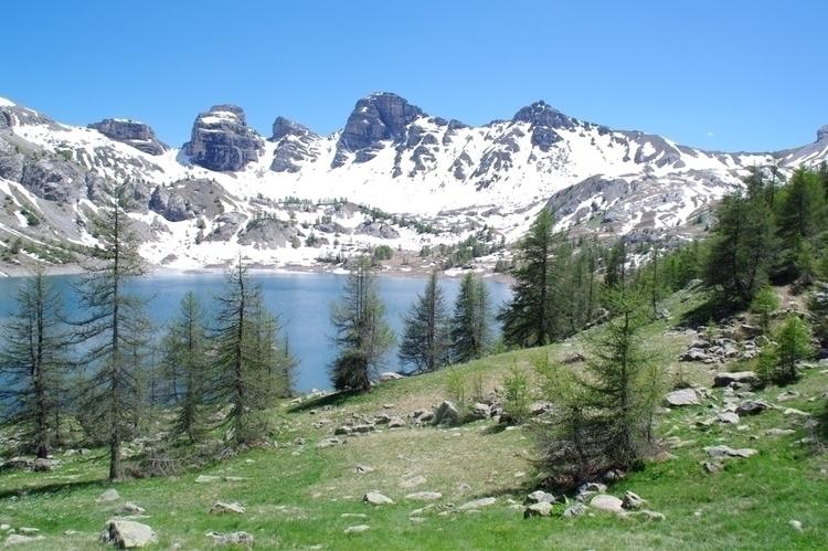 Lac (Alpes de Haute-Provence /  - franzmimm | ello