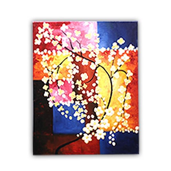 Spectrum Lilies Painting - paintings - yesnocp | ello