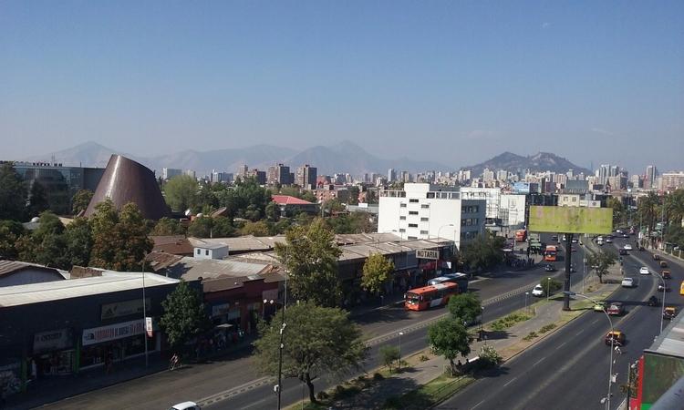 SANTIAGO PONIENTE. CHILE - ricardocarrascor | ello