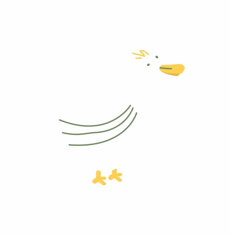 camouflaged duck - emmaphilip | ello