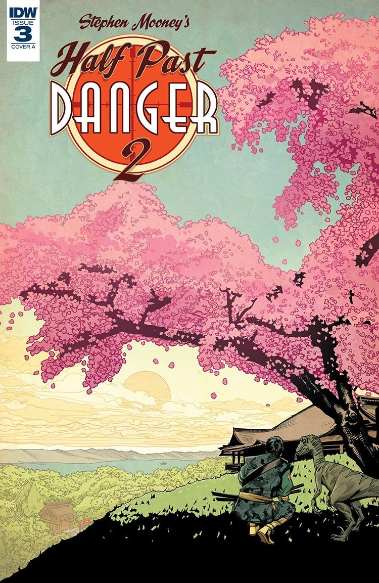 Picture Danger vol.2 IDW Publis - oosteven | ello