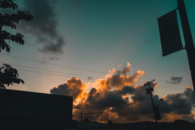 clouds, street, streetphotography - celgarcia | ello