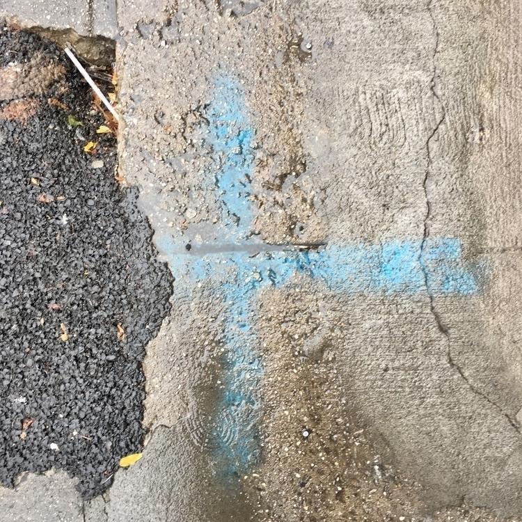 (chelsea - urbanart, streetart, sidewalkart - tiffanywebber | ello