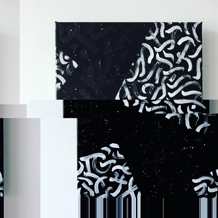 Glίτсн// . Artwork// Dίςºяδεя A - darksnooopy | ello