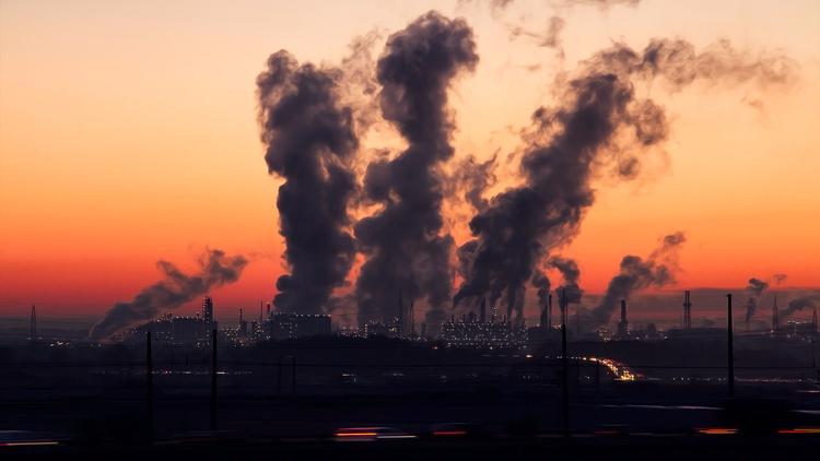 Las emisiones mundiales de CO2  - codigooculto | ello
