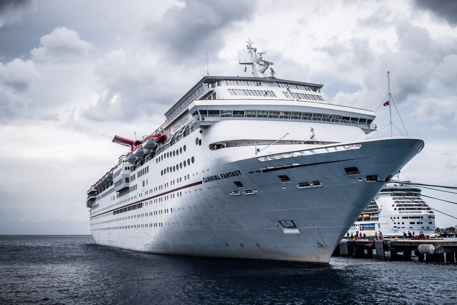 Fantasy Cozumel cruise ship Car - mattgharvey | ello