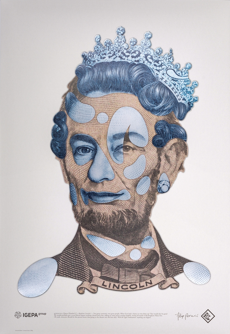 Meet Queen Lincoln: bank, picke - filip | ello