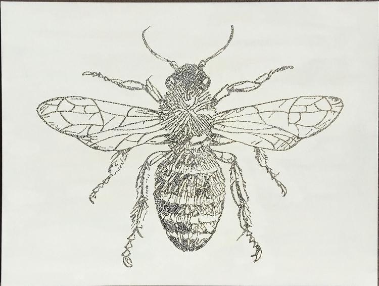 earth lose bees - speech people - -marlo- | ello