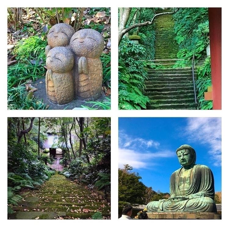 ryoenjizo, moss-stairs, myoho-temple - kateykei | ello