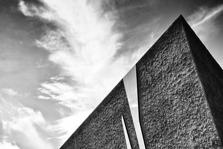 Barcelona Architecture Series M - alexreigworks | ello