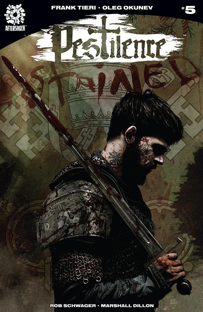 Pestilence Aftershock Comics 20 - oosteven | ello