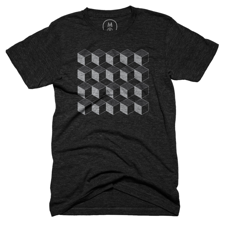 Cotton Bureau Blocked design ti - jtc | ello