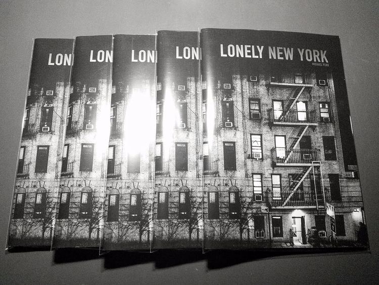 Lonely York 60 page, 39 full-bl - michaelpennphotography | ello