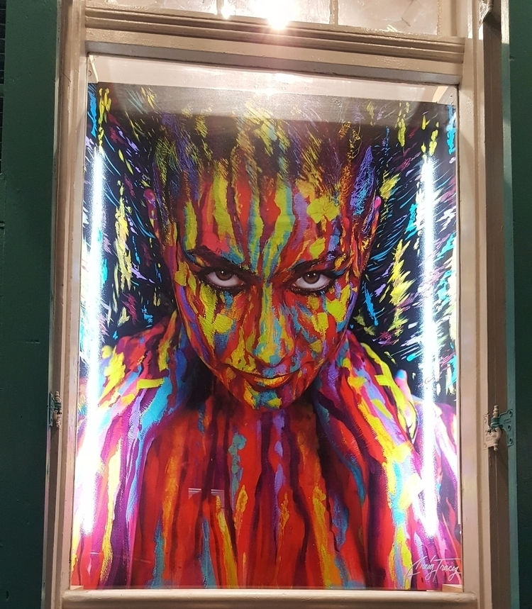 Artwork Craig Tracy, window Art - koutayba | ello