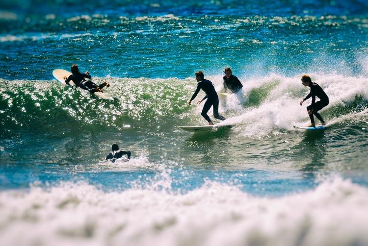 SouthAfrica, Kommetjie, surf - christofkessemeier | ello