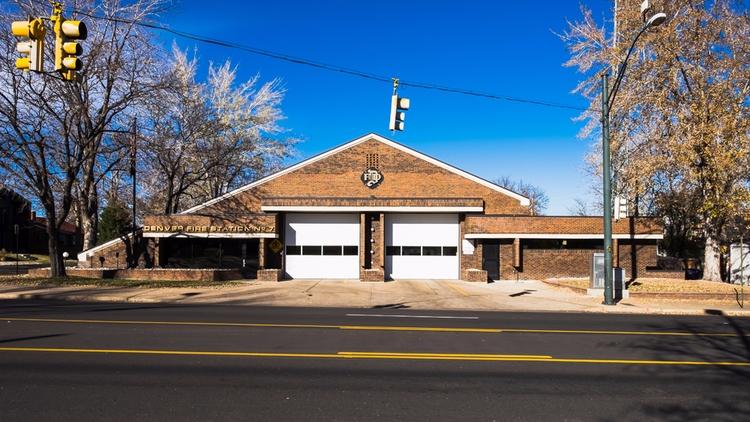 Denver Fire Station 9 Sunnyside - cnhphoto | ello