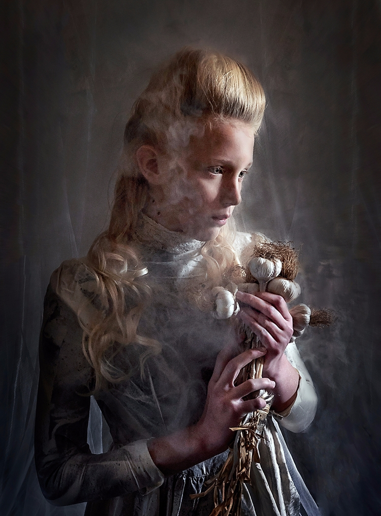 "Affliction"" — Photographer: Eva - darkbeautymag | ello"