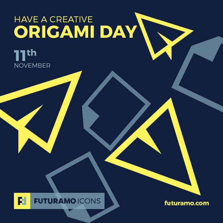 11th November. creative origami - futuramo | ello