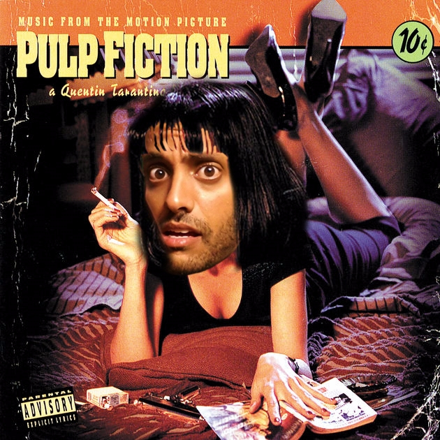 double -- Pulp Fiction // Idov  - idov_shai | ello