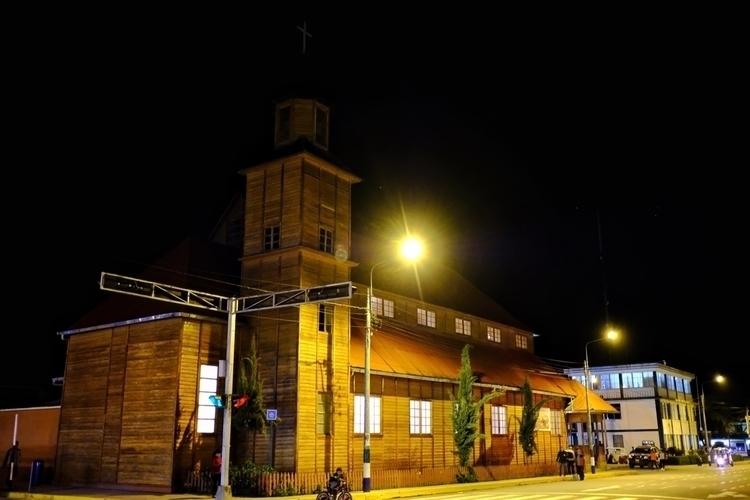 Die Kirche von Oxapampa ist die - weltfarben | ello