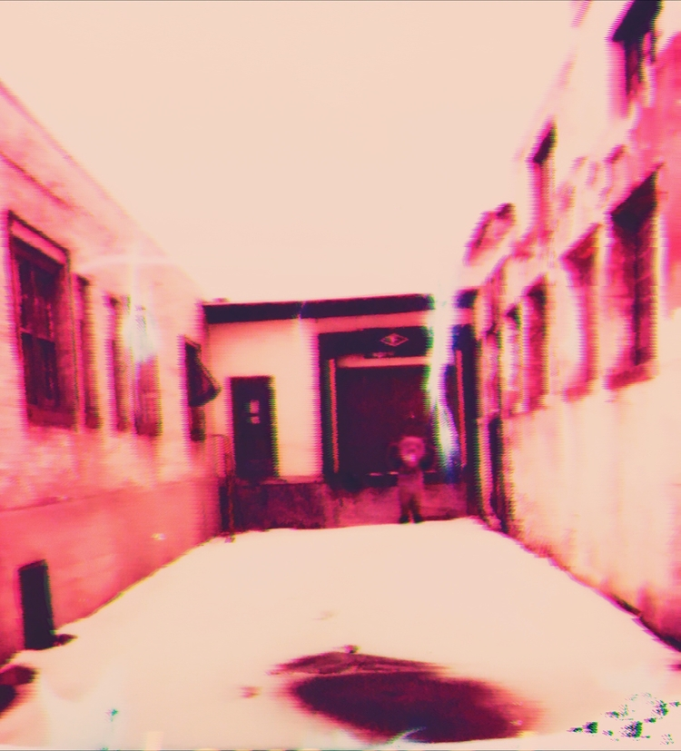 Grrrowl (glitch) Saturday Night - jkalamarz | ello