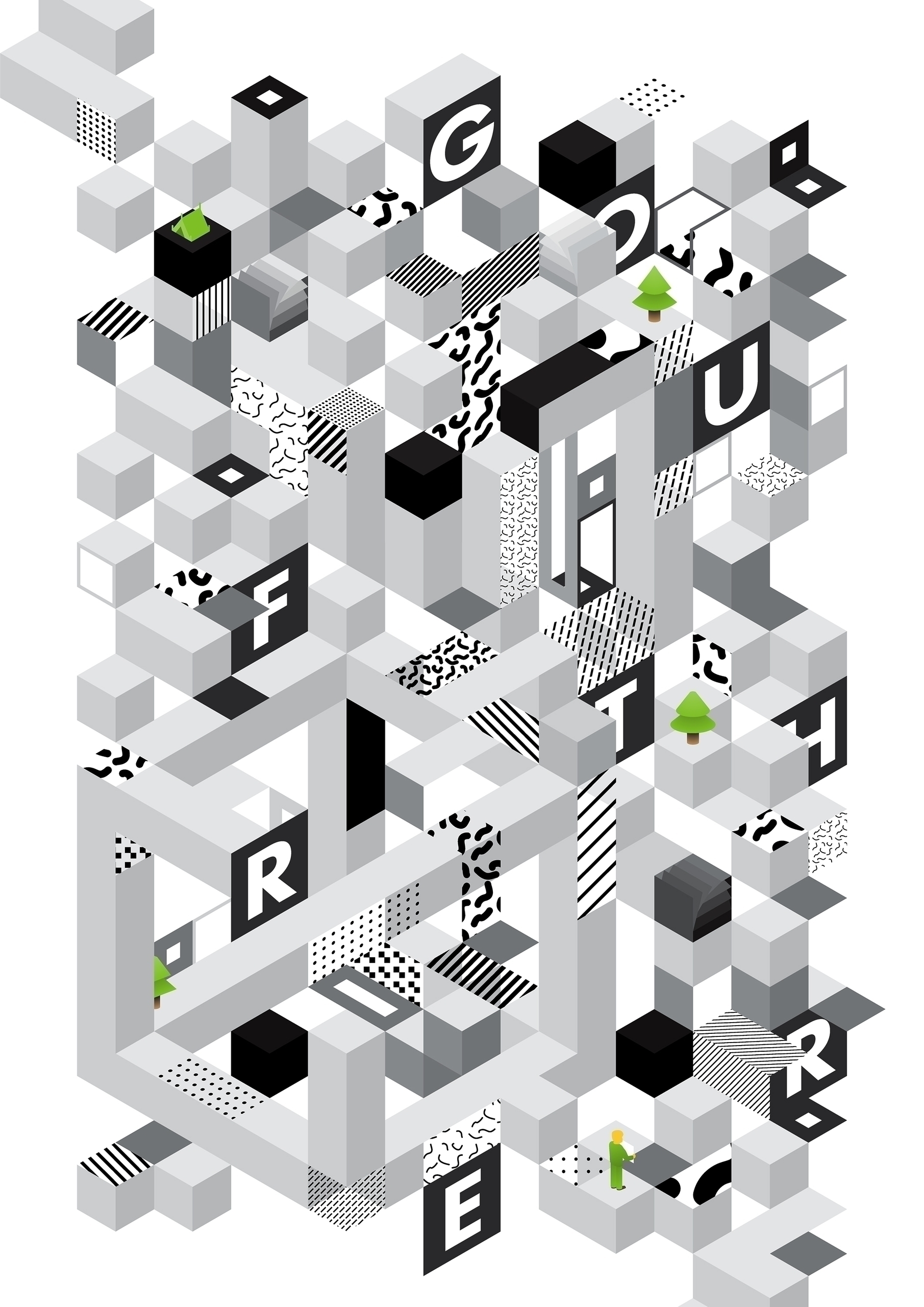 bit thought posters. idea proce - theradya | ello