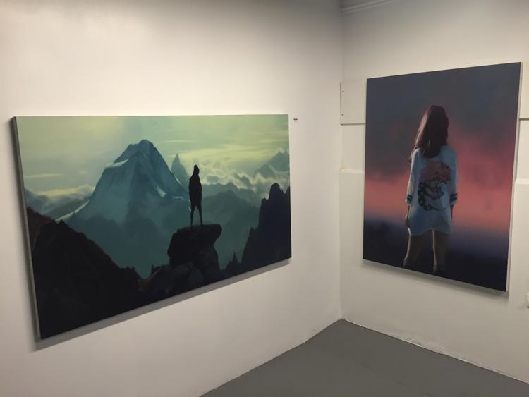 studio Art Miami fair month - seamusconley | ello