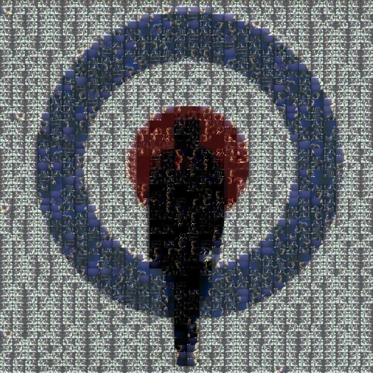 Mod Target iconic icon iconogra - paulnr | ello