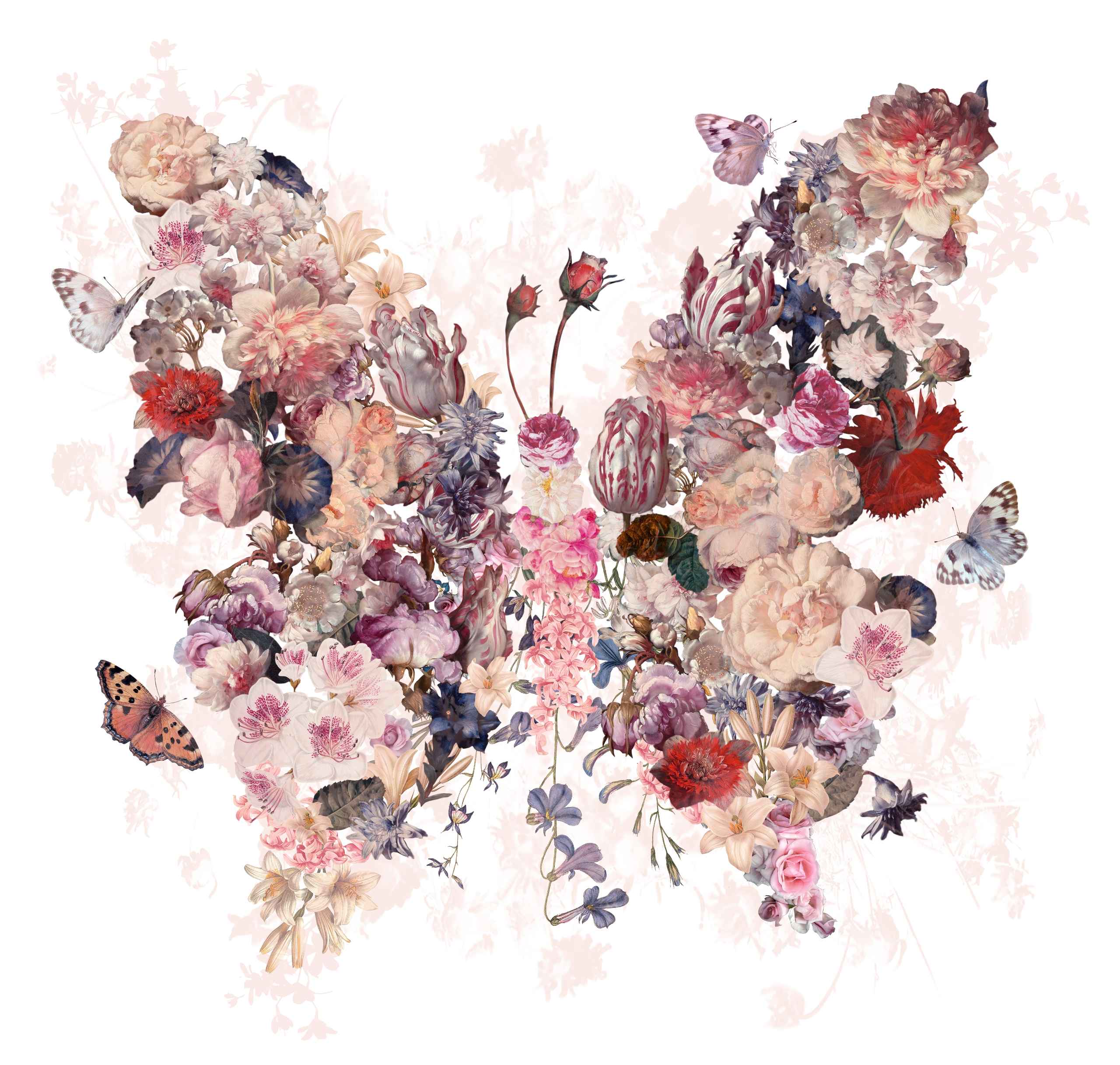 Butterfly Flowers Submitted Goo - ferreiraricardo | ello