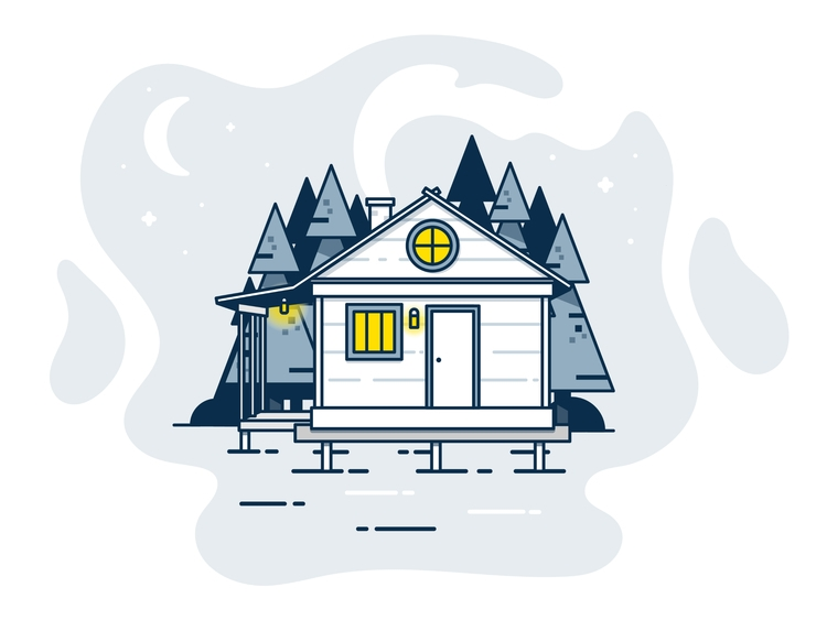 Cabin - dusuacangmong | ello