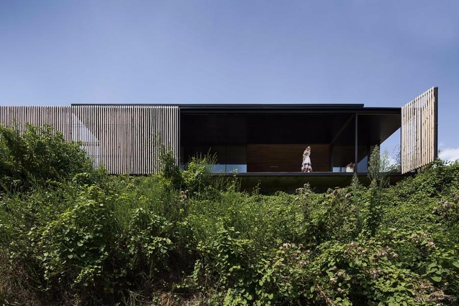 Sawmill House Archier Studio ar - thetreemag | ello