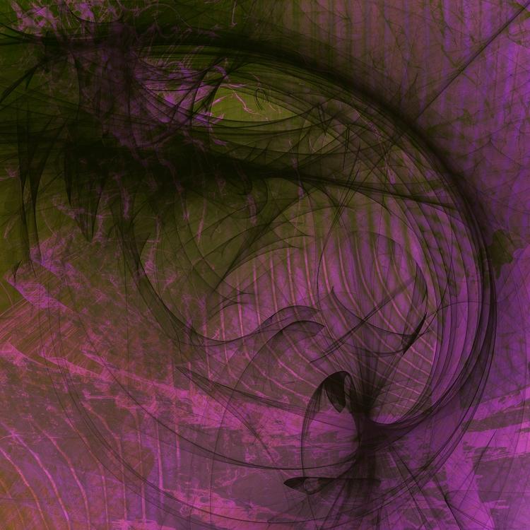 purple waltz ... 3/3 echoes ..  - pixxart | ello