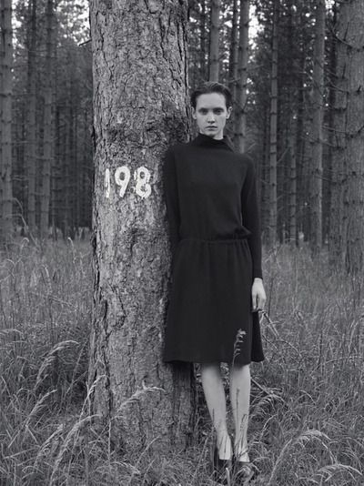 Lida Egorova Juergen Teller, 19 - karinechaneyin | ello