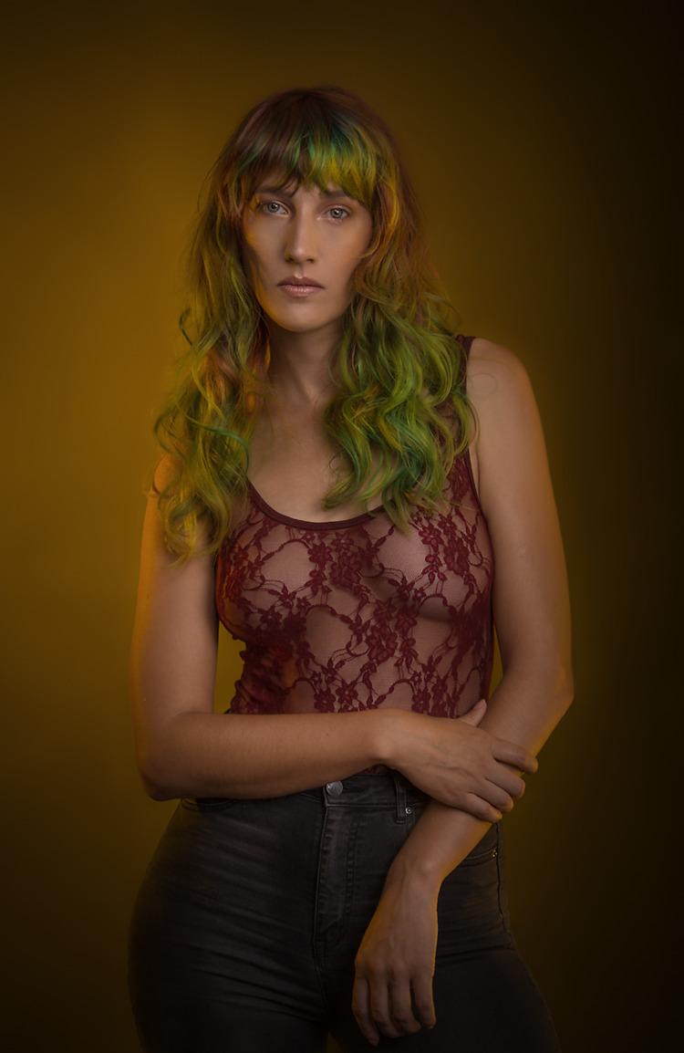 Model: Katie Watkins Hair: Emil - olgieshmolgie | ello
