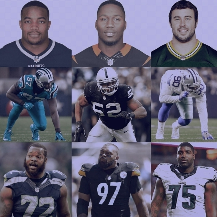 Defensive Ends NFL talents spor - coolfreedude | ello