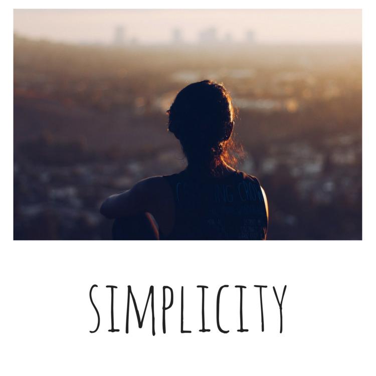 minimalism, simplicity, simplelife - hudler | ello