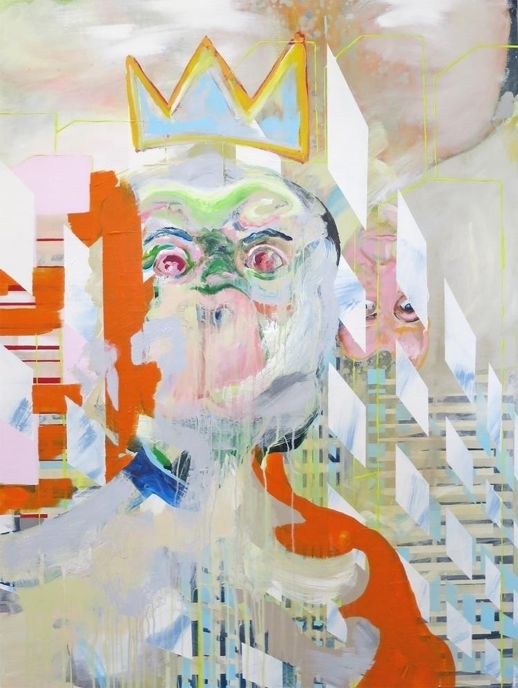 summer solo exhibition galerie  - marijebijl | ello