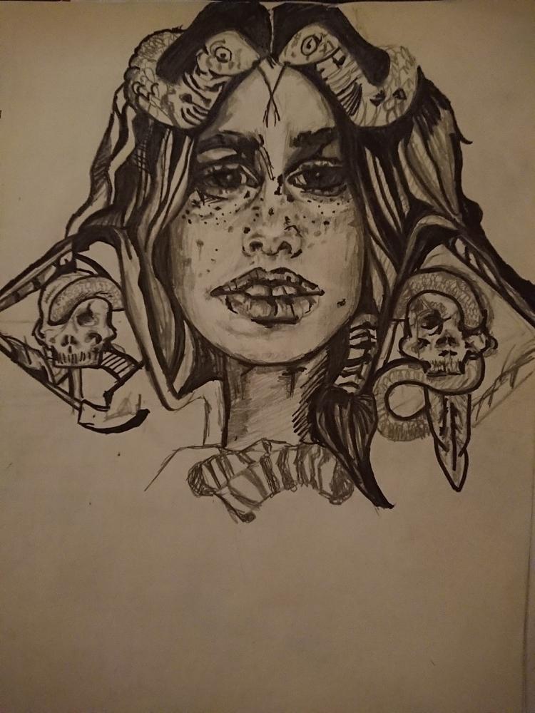 Insta - sketch, sketching, drawing - major_town | ello