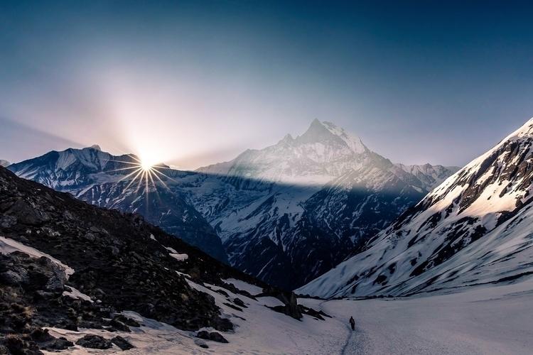 Annapurna Base Camp, Nepal Head - papa_delta | ello