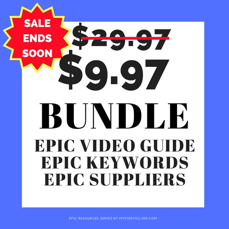 Bundle! Instant Download Guides - mysterysilverco | ello