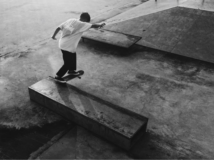 Adam bs tailslide - skateboarding - malikphoto | ello